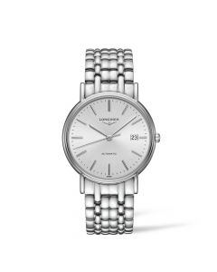Longines Presence Steel Watch