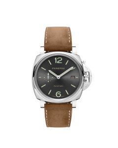 Panerai luminor due gents watc