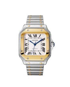 Cartier Watch Front