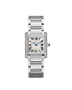 Cartier Tank Francaise Stainle