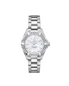 Ladies TAG Heuer Aquaracer Watch 32mm WBD1313 BA0740
