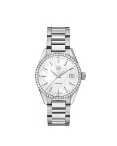 Ladies TAG Heuer 36mm Carrera