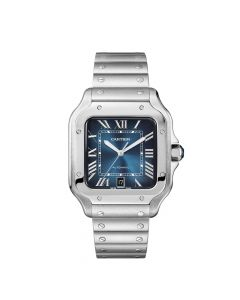 Cartier Santos Gents Watch Sta