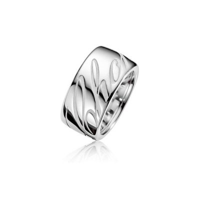 Chopard 18ct White Gold Chopardissimo Ring