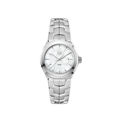 TAG Heuer Link Ladies Watch 32mm WBC1310.BA0600