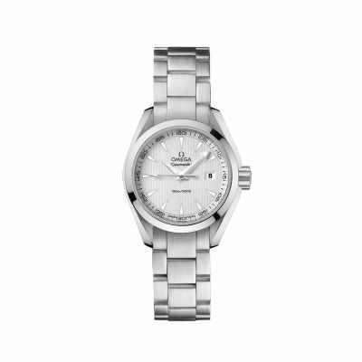 Omega Aquaterra Ladies Watch 23110306002001