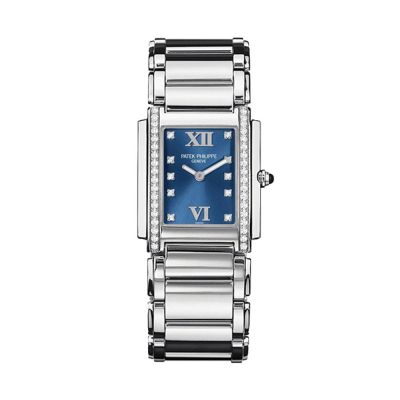 Patek Philippe Twenty-4 25 x 30mm Stainless Steel | 491010A012