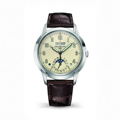 Patek Philippe Grand Complications Gents Watch 5320G-001