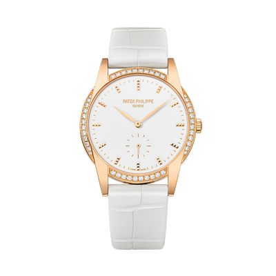 Patek Philippe Calatrava Ladies Watch 7122/200R-001