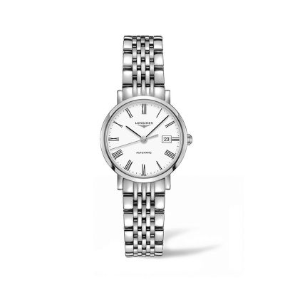 Longines Elegant Collection Ladies Watch 29mm L43104116