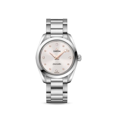 Omega Seamaster Aqua Terra Ladies Watch 22010286054001